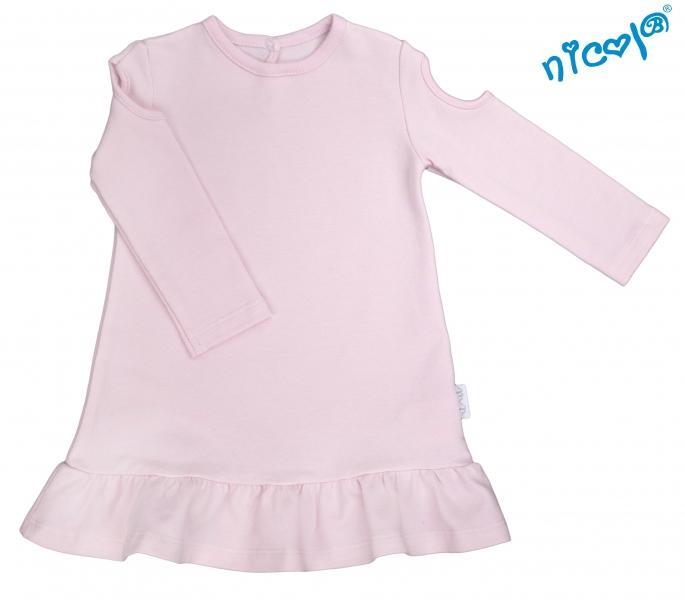 6bf53d1b2bce Kojenecké šaty Nicol