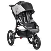 Kočárek Baby Jogger Summit X3 2020 Black/Gray