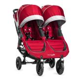 Kočárek Baby Jogger City Mini Gt Double 2018 Crimson/Gray + Doprava ZDARMA