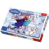 Small Foot Puzzle Disney Frozen