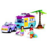 Sluban Girls Dream Holidays M38-B0606 Auto s karavanem