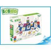 BiOBUDDi Stavebnice Learning Food Young Ones ovoce 26ks