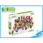 BiOBUDDi Stavebnice Learning To Build Young Ones 60ks