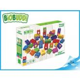 BiOBUDDi Stavebnice Learning To Build Young Ones 40ks