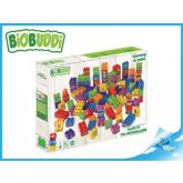 BiOBUDDi Stavebnice Learning To Build Young Ones 100ks