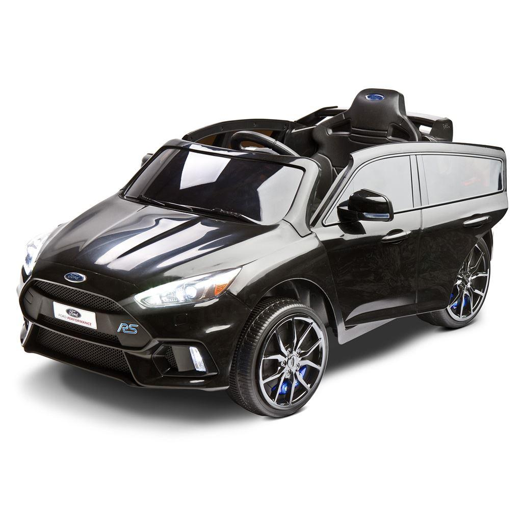 TOYZ Elektrické autíčko Toyz FORD FOCUS RS - 2 motory black
